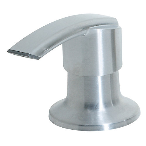 Kitchen Soap Dispenser in Polished Chrome