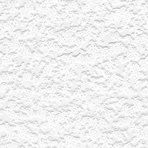 Grené Papier Peint Peinturable Blanc