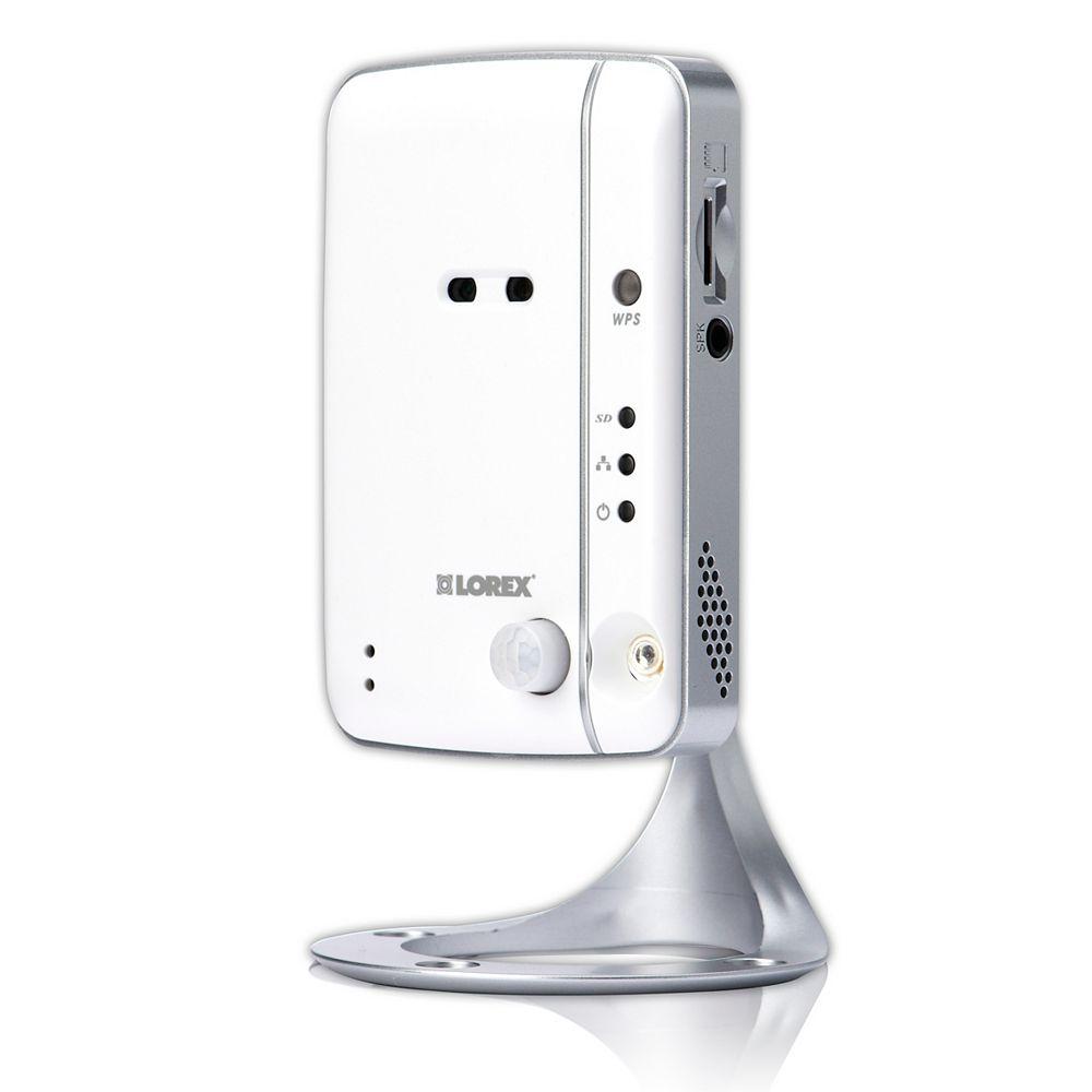 LOREX LIVE PING LNC104 Wireless Network Camera