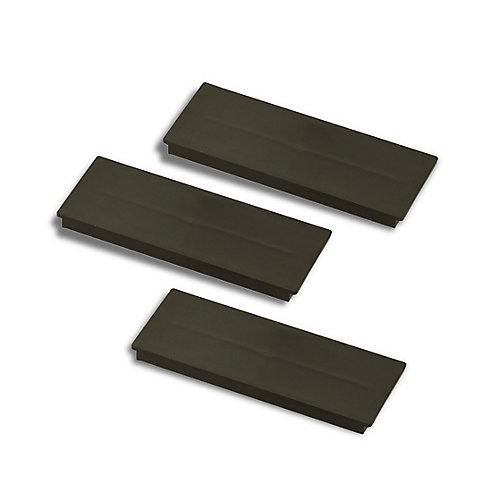 HomeLine accessory: Filler Plates for HomeLine Loadcentres (3-Pack)