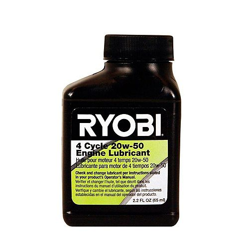 2.2 fl. oz 4-Cycle 20W-50 Oil