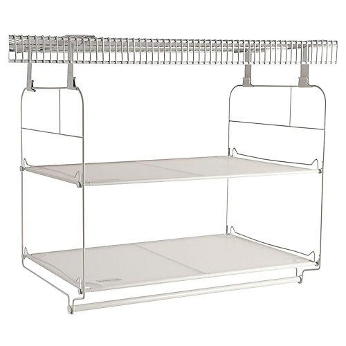 Closet Helper - Shelf & Hang Kit