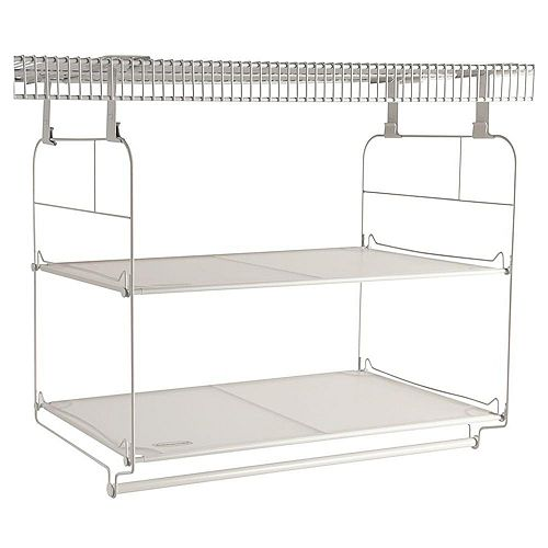 Closet Helper - Shelf & Hang Kit