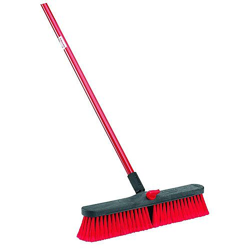 18-inch Multi-Surface Push Broom