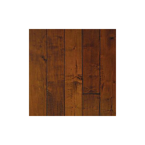 Handscraped Spice Maple Solid Hardwood Flooring
