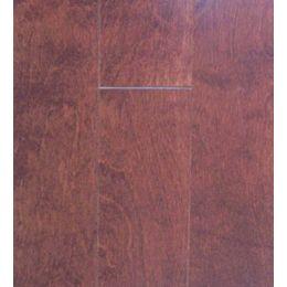 Cognac Birch 3/8-inch Thick x 4 1/4-inch W Click Engineered Hardwood Flooring (20 sq. ft. / case)
