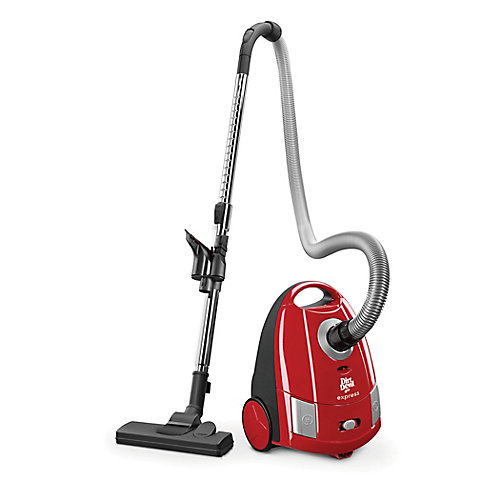 Cooper Canister Bagged Canister Vacuum
