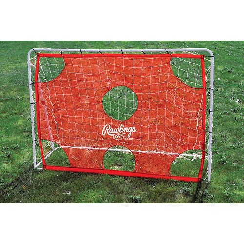 3 in 1 Soccer Net - (Set of 2)