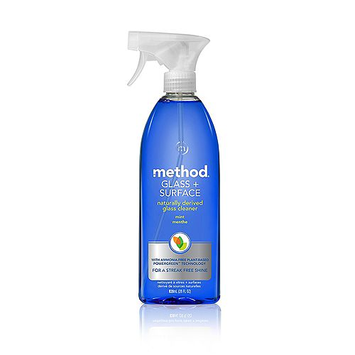 Method Method Products Window and Glass Surface Cleaner