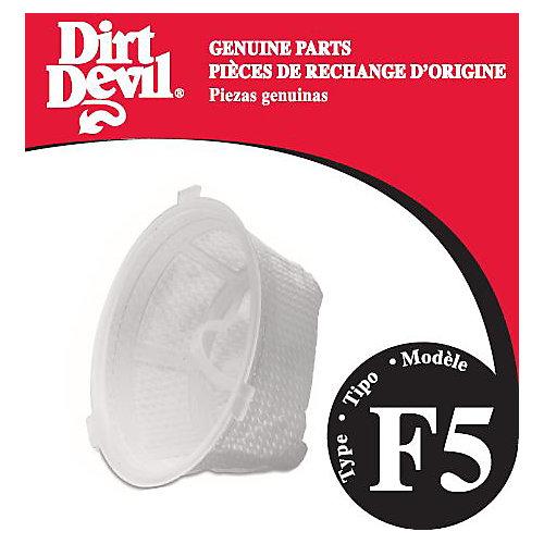 Filtre standard de type F5