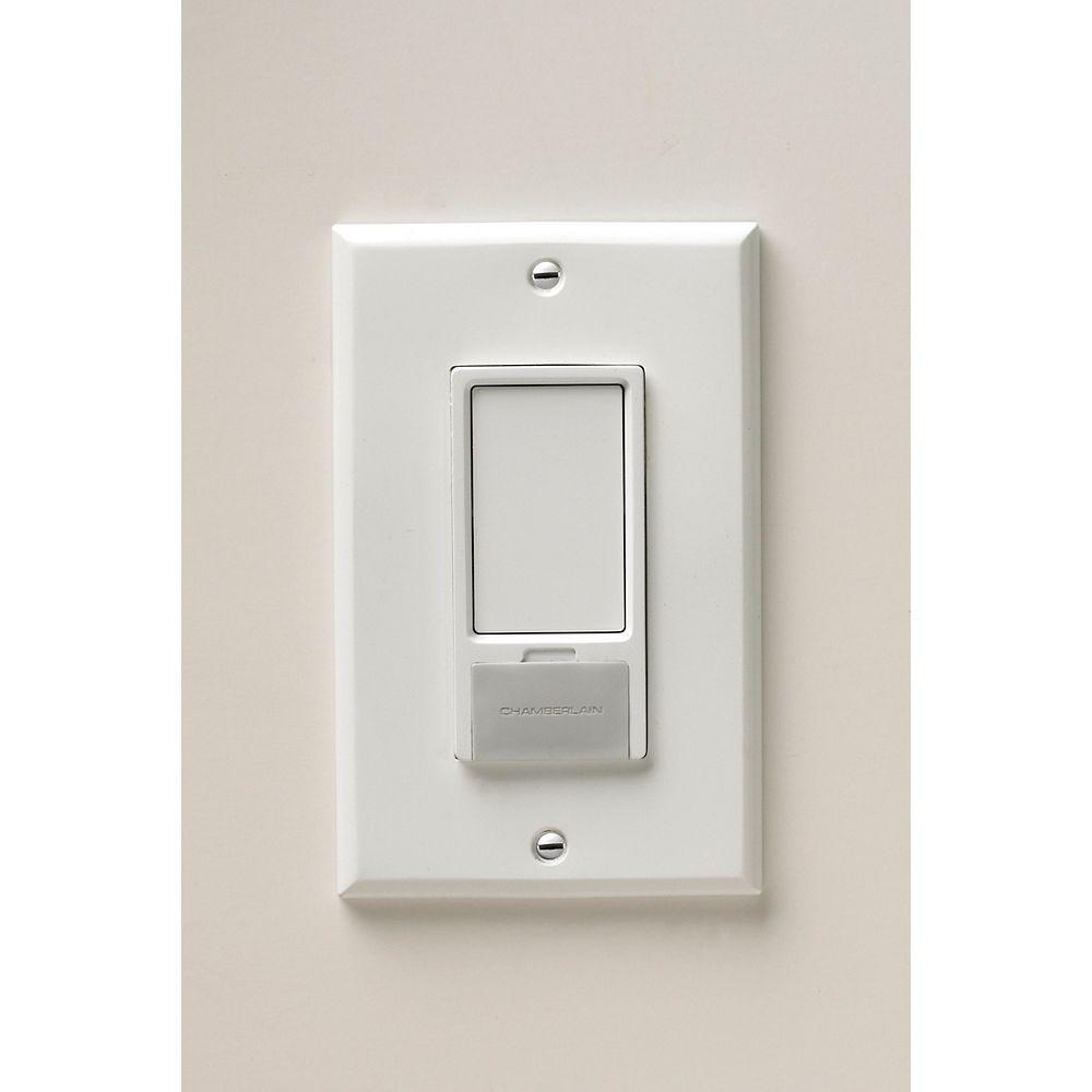 Chamberlain Remote Garage Light Switch