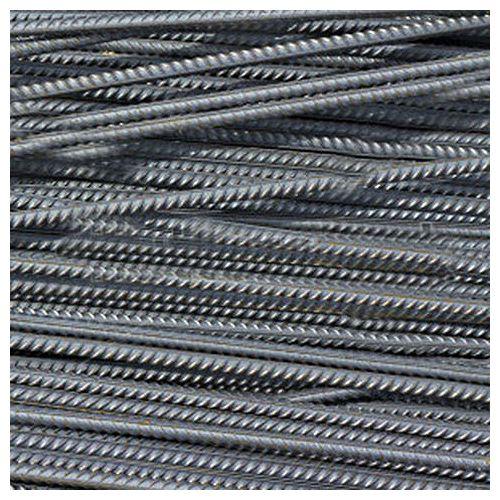 15mm Rebar 3M / 10Feet - Black Steel
