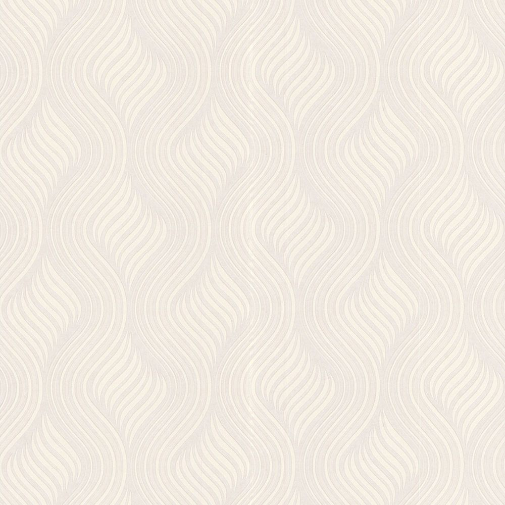 Graham & Brown Pure Paintable White Wallpaper