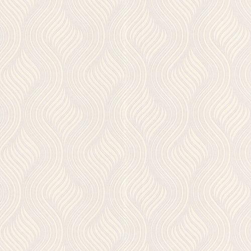 Pur Papier Peint Peinturable Blanc