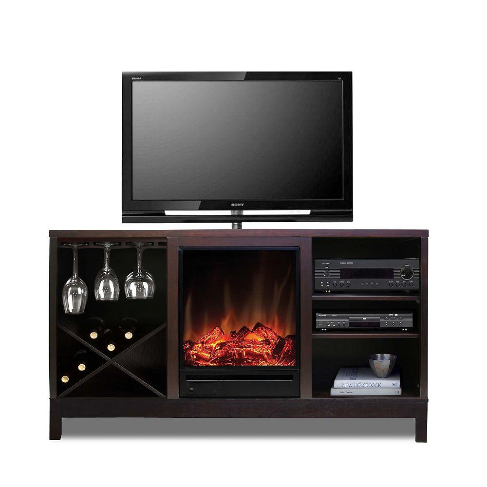 Paramount Athena Media/Hutch Electric Fireplace