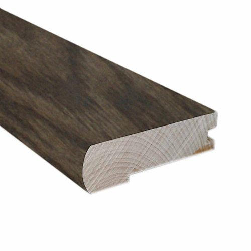 Heritage Mill 78-inches Flush Mount Stair Nose-Matches Gray Oak Click Flooring