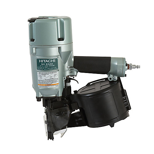 3-1/4 in. Coil Framing Nailer (16 Degree - Wire Coil Nails 2 in. - 3-1/4 in.)