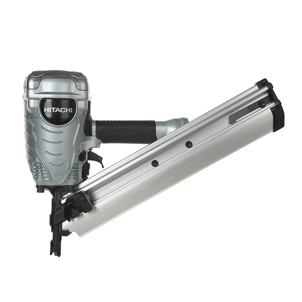 Hitachi Power Tools 3 1/2 Inch Clipped Head Framing Nailer