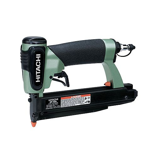 1-3/8-Inch 23-Gauge Micro Pin Nailer with Carrying Case, Safety Glasses, Male Plug and Hex Bar Wrench