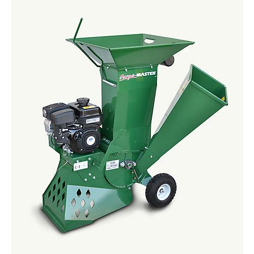 3-inch 7 HP Gas Powered Chipper Shredder