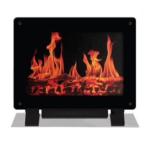 Dallas Floor Standing Electric Fireplace