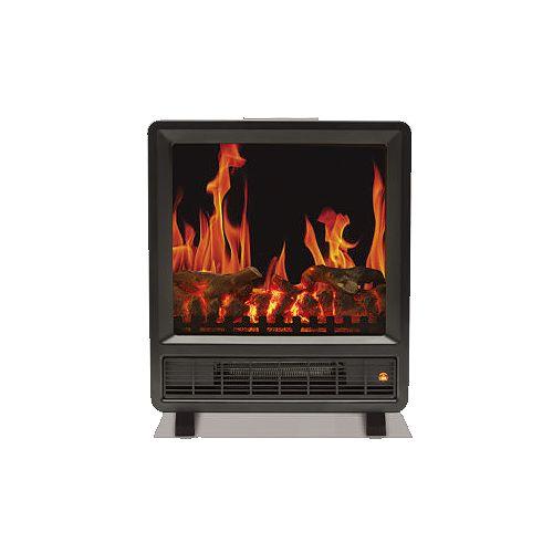 Topaz Floor Standing Electric Fireplace