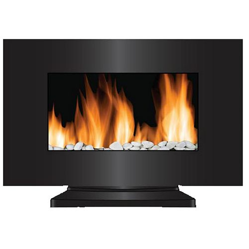 Vienna 2 in 1 Wall Hanging & Floor Standing Electric Fireplace