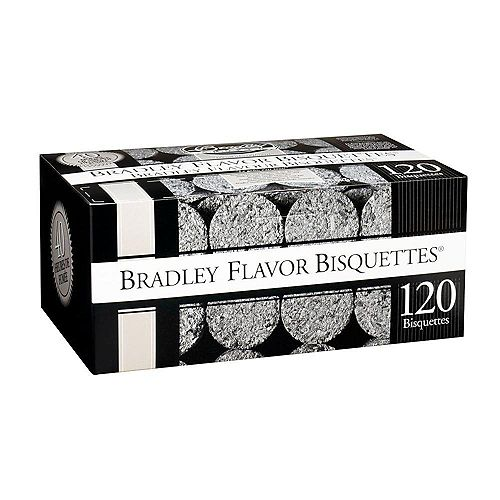 Mesquite Smoking Bisquettes (120-Pack)