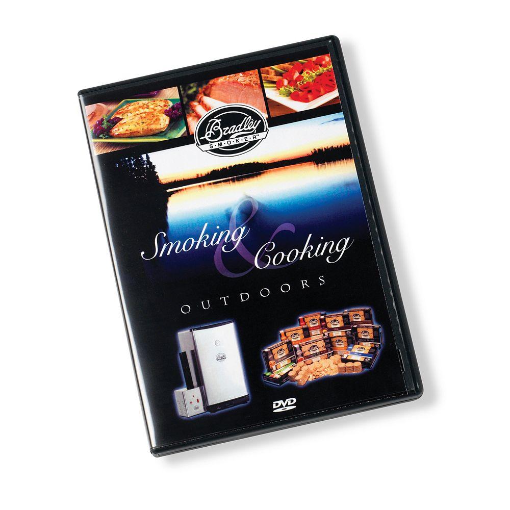 Bradley Smoker Smoking Foods DVD (English Audio)