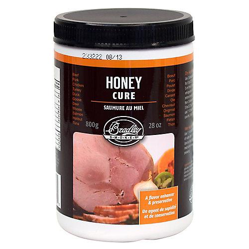 Salaison au miel de 800 grammes