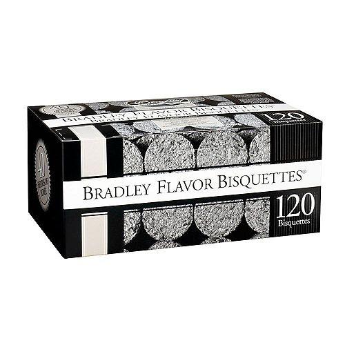 Alder Smoking Bisquettes (120-Pack)