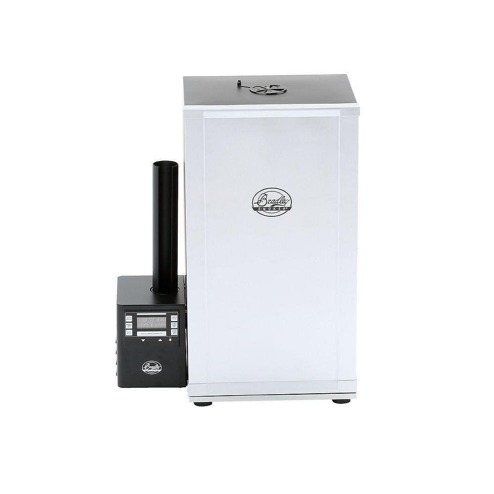 Bradley Smoker 31-inch Vertical 4-Rack Digital Electric Smoker