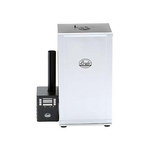 31-inch Vertical 4-Rack Digital Electric Smoker