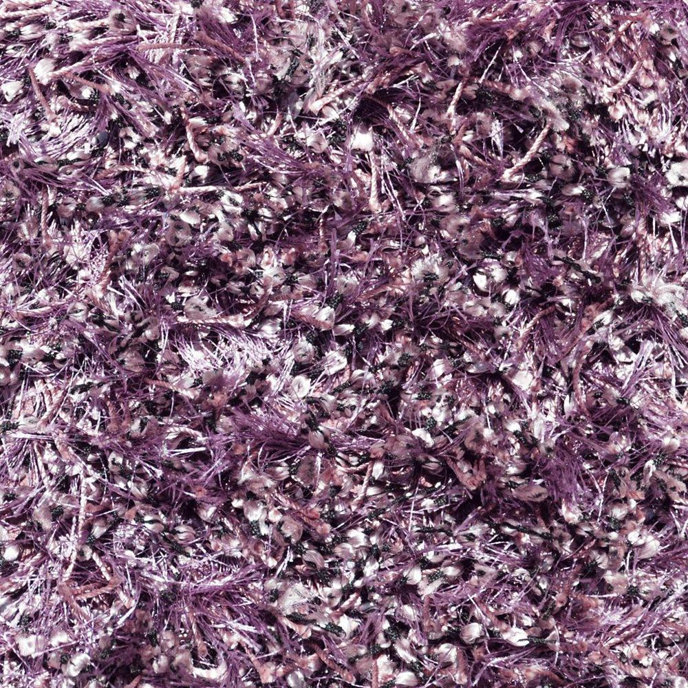 Foreign Accents Mambo Purple 7 ft. x 10 ft. Rectangular Area Rug