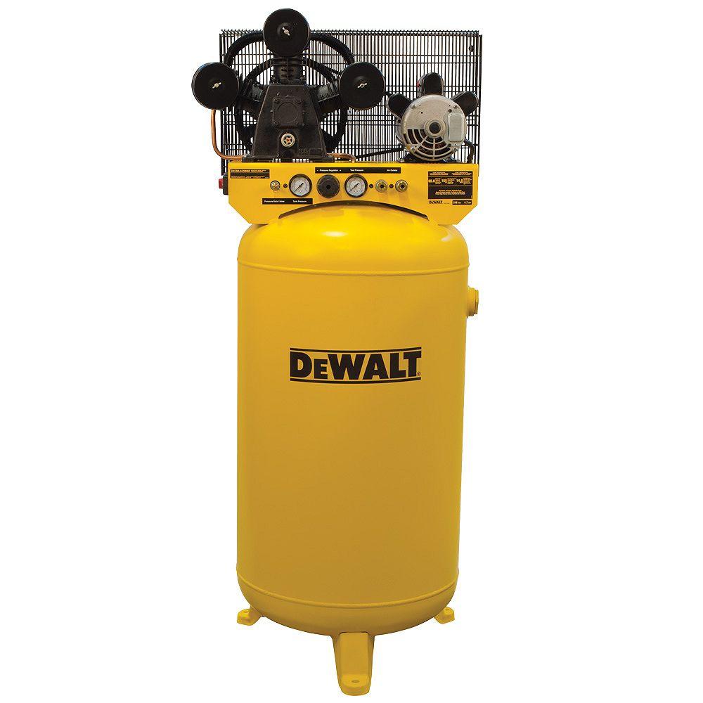 DEWALT 80 Gallon Stationary Electric Air Compressor