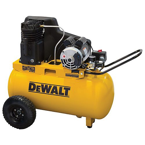 75.7 L Portable Horizontal Electric Air Compressor