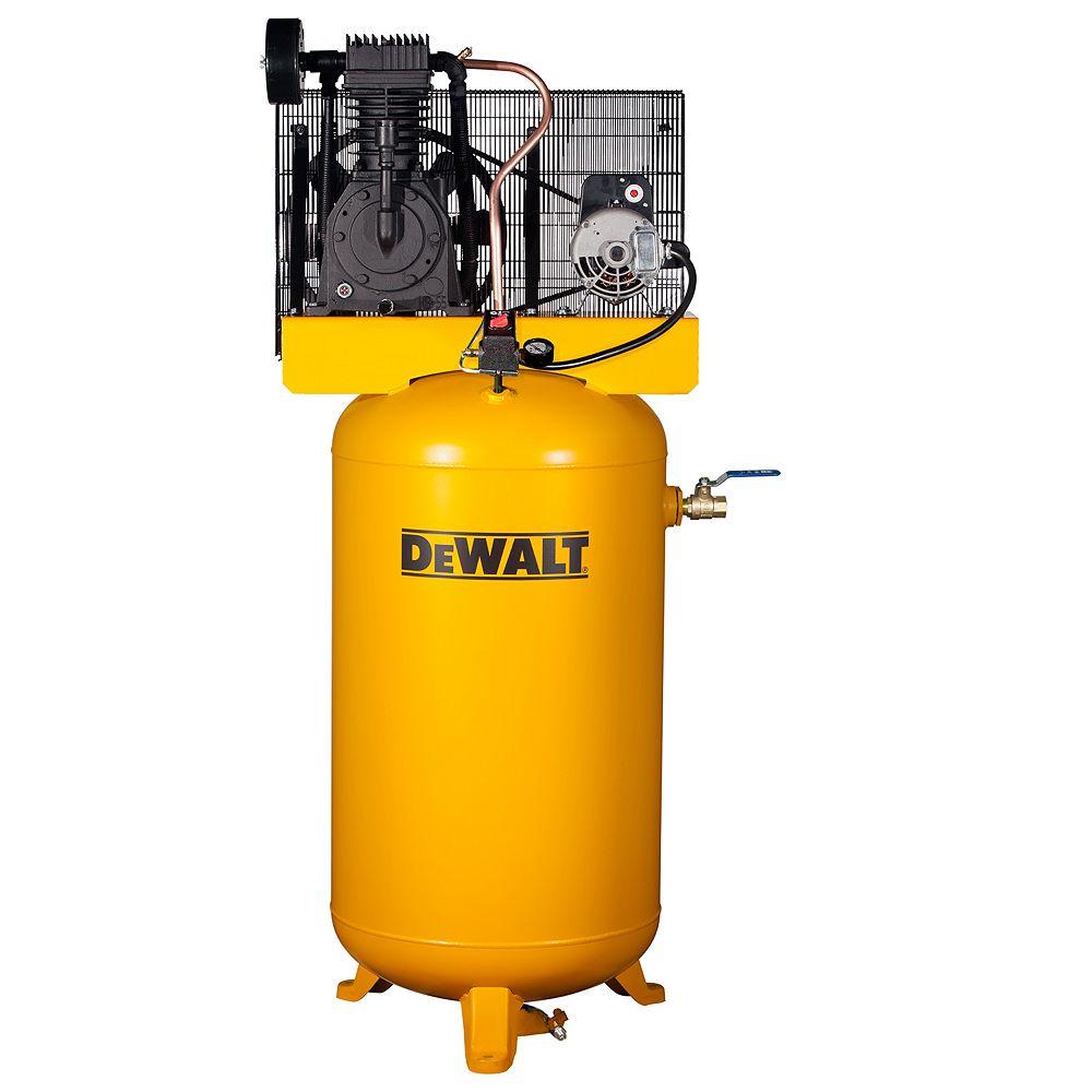 DEWALT 80 Gal. Stationary Electric Air Compressor