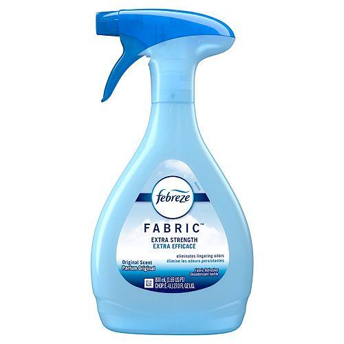 Extra Strength Odor-Eliminating FABRIC Refresher, Original Scent, 800 mL