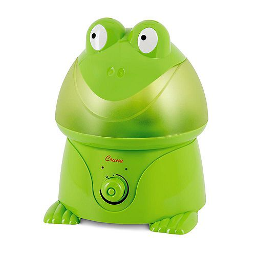 Ultrasonic Cool Mist Humidifier, Frog