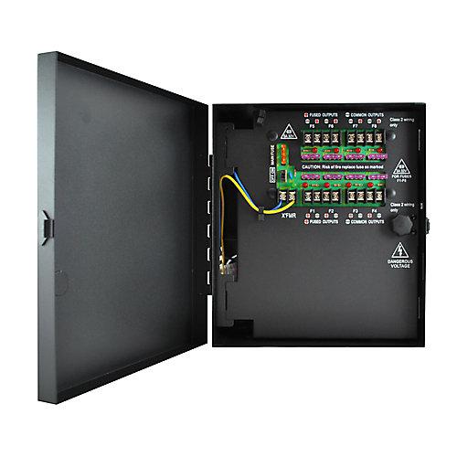 REVO Elite 24 Volts AC Distribué à 8 sorties  avec un totale de 4.0 Amps