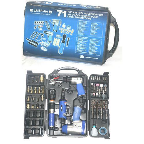 71-Piece Air Tool Kit