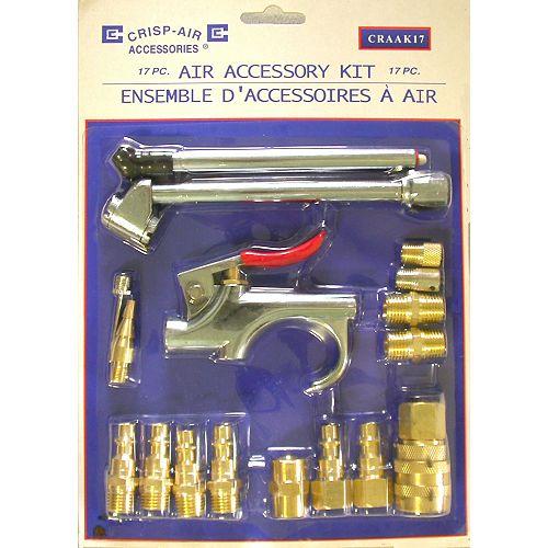 17-Piece Air Accessory Kit