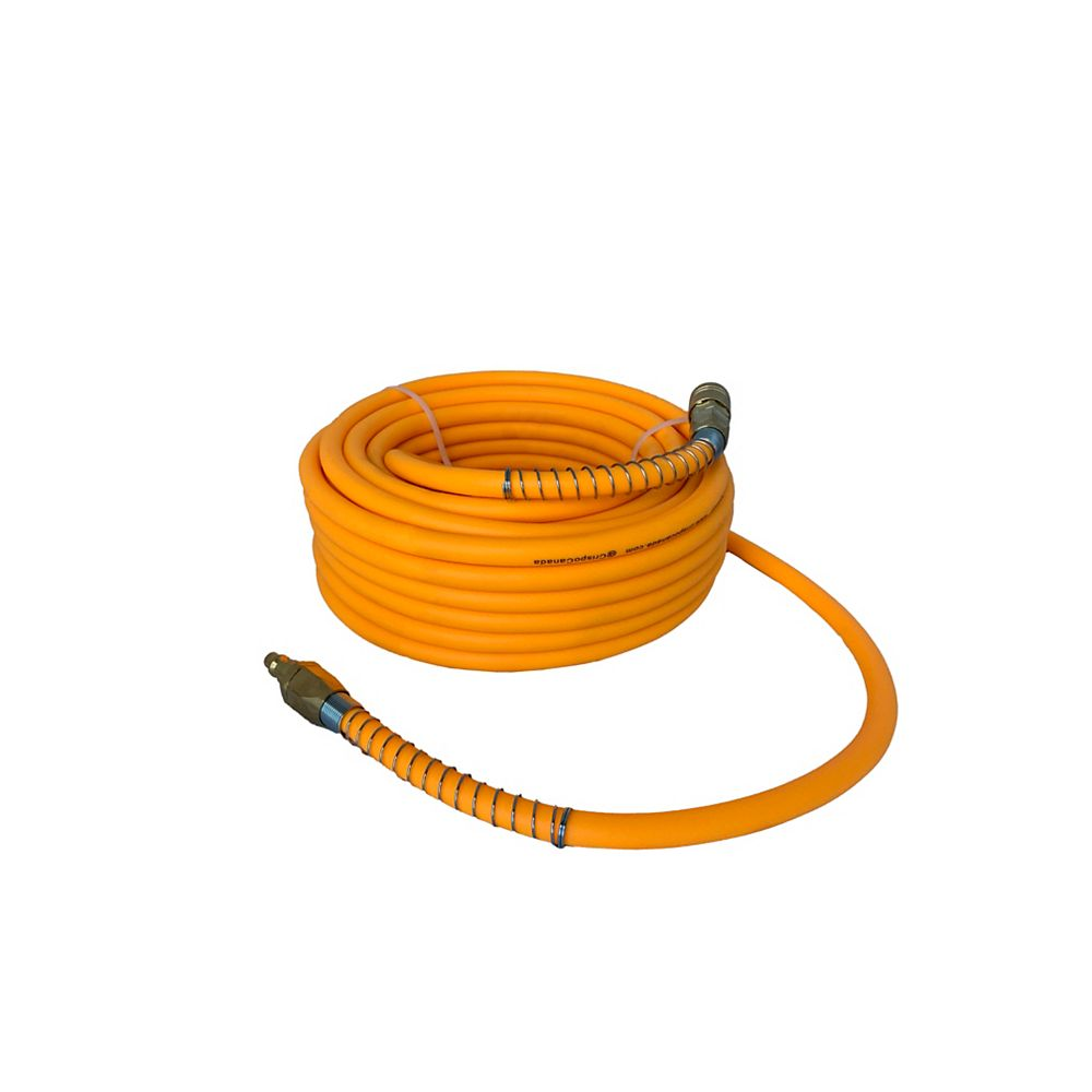 Crisp-Air Air Hose 1/4 Inches X 50'