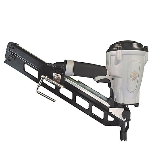 Lightweight Magnesium Paper Collation Framing Nailer