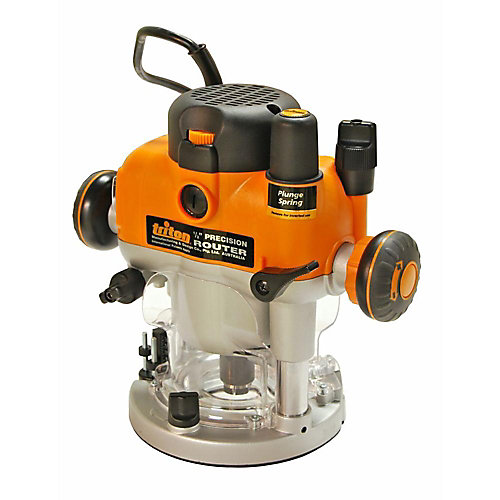 3.25 HP Dual Mode Precision Plunge Router