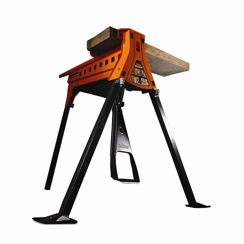 Triton SUPER JAWS Portable Clamping System/ Work Stand