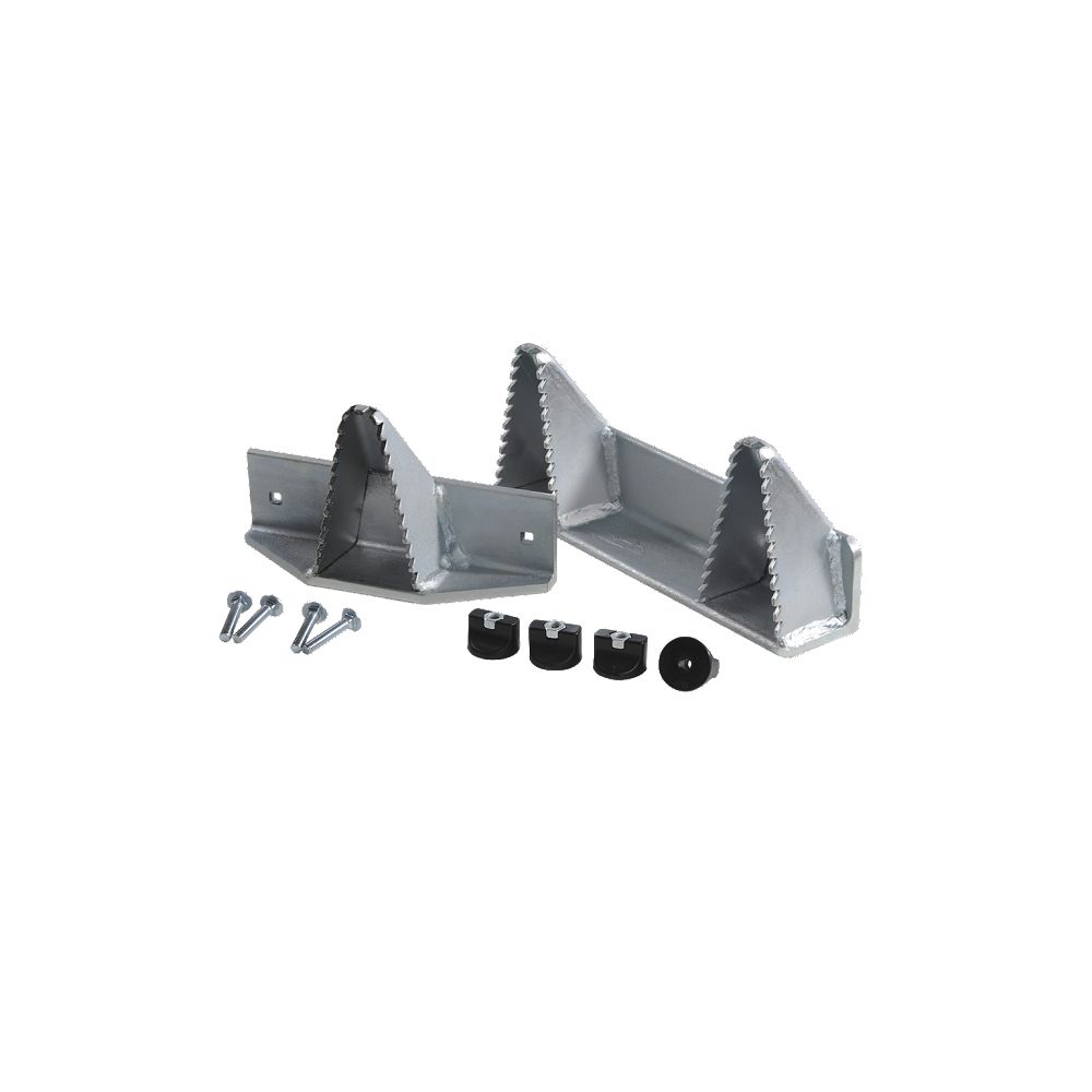 Triton Log & Pole Jaws for Super Jaws Clamping System