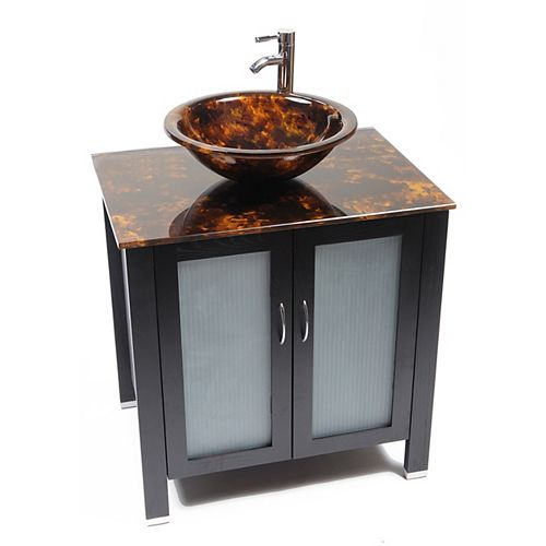 Dark Venge Waterhouse 31-inch W Vanity