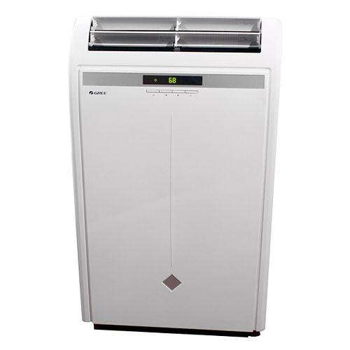 13500 BTU Portable Heat Pump 4 in 1 Heating 4100W / Cooling / Fan / Dehumidifier
