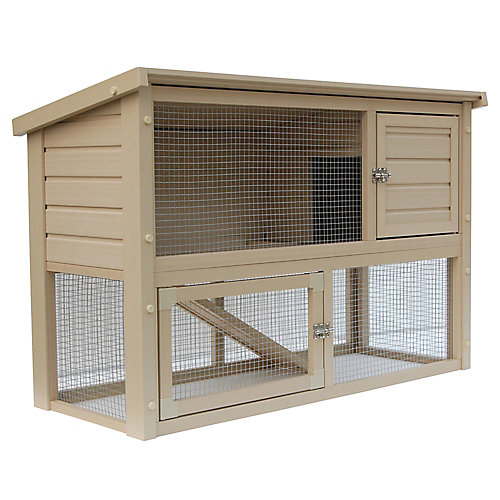 Ecoconcepts Columbia Rabbit Hutch